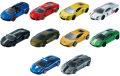 マジョレット (カバヤ) 2018年 第1弾モデル ランボルギーニ コレクション 20車種 (ランボルギーニ10種+他車10種) カード&ガム付