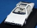 ホワイトボックス 1/43 ランボルギーニ マルツァル 1967 (ホワイト)