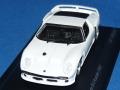 ホワイトボックス 1/43 ランボルギーニ ミウラ SVJ ロードスター 1981 (ホワイト)