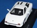 ホワイトボックス 1/43 ランボルギーニ P140 1988 (ホワイト)