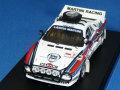 hpi-racing 1/43 ランチア 037 ラリー 1984 サファリ・ラリー No.7