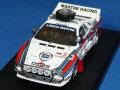 hpi-racing 1/43 ランチア 037 ラリー 1986 サファリ・ラリー No.3