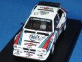 hpi-racing 1/43 ランチア デルタ S4 1985 RAC ラリー No.3