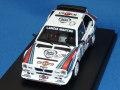 hpi-racing 1/43 ランチア デルタ S4 1985 RAC ラリー No.6