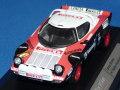 イクソ製 (ワルター・ロール エディション) 1/43 ランチア ストラトス HF 1978 フンスリュック・ラリー No.1 限定750台