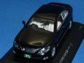 京商 (ポストホビー特注) 1/43 レクサス LS600hl ハイブリッド 日本交通ハイヤー (ブラック)