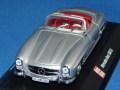 ミニチャンプス製 (Auto-Bild 特注) 1/43 メルセデスベンツ 300SL 1954-1963 (シルバー) 限定300台