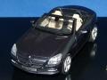 シュコー製 (ディーラー特注) 1/43 メルセデスベンツ SLK (ダークグレー) ADAC Gelber Engel 2012 限定250台
