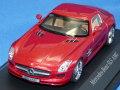 シュコー製 (ディーラー特注) 1/43 メルセデスベンツ SLS AMG (レッド)
