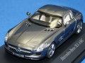 シュコー製 (ディーラー特注) 1/43 メルセデスベンツ SLS AMG (イモラグレー)