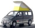 ハイストーリー 1/43 マツダ ボンゴ フレンディー RF-V 1995 (ニートグリーンマイカ/サイレントシルバーメタ)