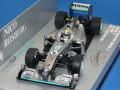 ミニチャンプス 1/43 メルセデス GP ペトロナス MGP W01 No.4 N.ロズベルグ 2010 マレーシアGP 初表彰台