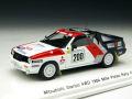 レーヴ 1/43 ミツビシ スタリオン 4WD 1984 ミルピステ・ラリー No.200