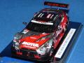 エブロ 1/43 モチュール オーテック GT-R SGT500 2014 チャンピオンカー No.23