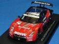 ★特価品★ エブロ 1/43 モチュール オーテック GT-R SGT500 鈴鹿テスト 2010 No.23