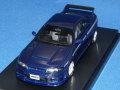 hpi-racing (アド特注・Nostalgic-2days限定) 1/43 ニスモ 400R (ディープマリンブルー)