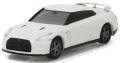 グリーンライト (TokyoTorque Series1) 1/64 ニッサン GT-R R35 2014 (ホワイトパール)