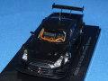 エブロ 1/43 ニッサン GT-R GT500 2014 シャイクダウン (ブラック)