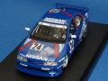 ミラージュ 1/43 ニッサン プリメーラ 1996 JTCC 優勝 No.24