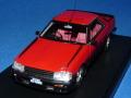 MARK43 1/43 ニッサン スカイライン ハードトップ RS-Turbo (KDR30) カスタムバージョン (レッド/ブラック)