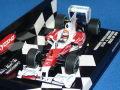 ミニチャンプス (京商 特注) 1/43 パナソニック トヨタ レーシング TF109 2009 ブラジルGP No.10 小林可夢偉