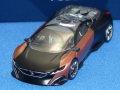 ノレブ (プジョー特注) 3-インチモデル プジョー 2012 コンセプトカー オニキス