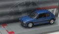 ダイキャストクラブ (GTI Collection) 1/43 プジョー 205 GTi 1600 1992 (ブルーメタ)