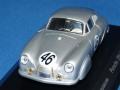 Welly製 (ミュージアム特注) 1/43 ポルシェ 356 SL ライトメタルクーペ 1951 24h ル・マン No.46