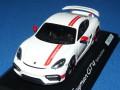 ミニチャンプス製 (ディーラー特注) 1/43 ポルシェ 718 ケイマン GT4 スポーツ カップ エディション
