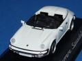 ミニチャンプス製 (ディーラー特注) 1/43 ポルシェ 911 カレラ スピードスター 1989 (ホワイト)