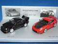 ミニチャンプス製 (ディーラー特注) 1/43 ポルシェ 911 GT2 セット