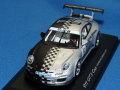 ミニチャンプス製 (ディーラー特注) 1/43 ポルシェ 911 (997/II) GT3 カップ 2011 ポルシェ・デザイン
