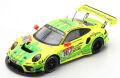スパーク (ドイツ向特注) 1/43 ポルシェ 911 GT3 R Manthey Racing 2019 24h ニュル No.911