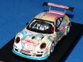フジミ 1/43 ポルシェ 911 GT3R 初音ミク×GSRポルシェ タイプC