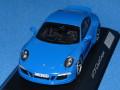 スパーク製 (アメリカ・ポルシェクラブ 特注) 1/43 ポルシェ 911 (991) カレラ GTS クラブ クーペ 2015 (ブルー)