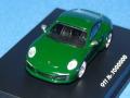 スパーク製 (ポルシェ特注) 1/87 ポルシェ 911 (991/II) カレラ S 100万台記念 (グリーン)