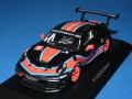 スパーク製 (ディーラー特注) 1/43 ポルシェ 911 (991/II) GT2 RS クラブスポーツ No.2