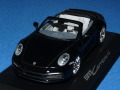 ミニチャンプス製 (ディーラー特注) 1/43 ポルシェ 911 (992) カレラ 4 カブリオレ (ブラック)