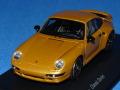 スパーク製 (ポルシェ特注) 1/43 ポルシェ 911 (993) ターボ Porsche Classic Series (ゴールド) 限定993台
