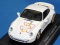 ミニチャンプス製 (ポルシェ・クラブ2012 特注) 1/43 ポルシェ 911 (993) ターボ (ホワイト) VIP 限定24台