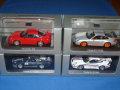 ★特価品★ ミニチャンプス製 (ディーラー特注) 1/43 ポルシェ デザイン ドライバーズ セレクション GT3 Set (4台セット)