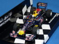 ミニチャンプス 1/43 レッドブル レーシング ルノー RB7 2011 No.1 S.ベッテル