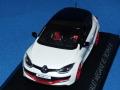 ノレブ 1/43 ルノー メガーヌ RS トロフィー R 2014 ニュル (ホワイト/レッド)