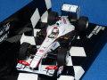 ミニチャンプス 1/43 ザウバー F1 チーム C30 フェラーリ 2011 No.16 小林可夢偉