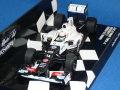ミニチャンプス 1/43 ザウバー F1 Team フェラーリ C31 2012 日本GP 3位 No.14 小林可夢偉