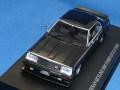 ディズム 1/43 スカイライン HT 2000GT-ES ターボ 1981 後期型 カスタムスタイル (ブラック)