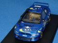 hpi-racing 1/43 スバル インプレッサ WRC 1997 サファリ・ラリー No.3