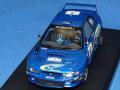 hpi-racing 1/43 スバル インプレッサ WRC'99 2000 サファリ・ラリー No.3