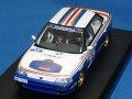 ミラージュ 1/43 スバル レガシィ RS 1991 マンクス・ラリー No.6
