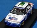 ミラージュ 1/43 スバル レガシィ RS 1991 RACラリー No.11